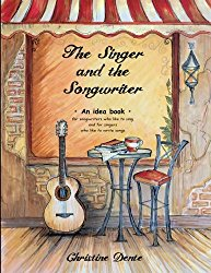 the singer and the songwriter handbook cafe cover christine dente