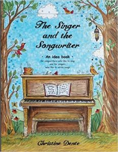 the singer and the songwriter handbook piano cover christine dente