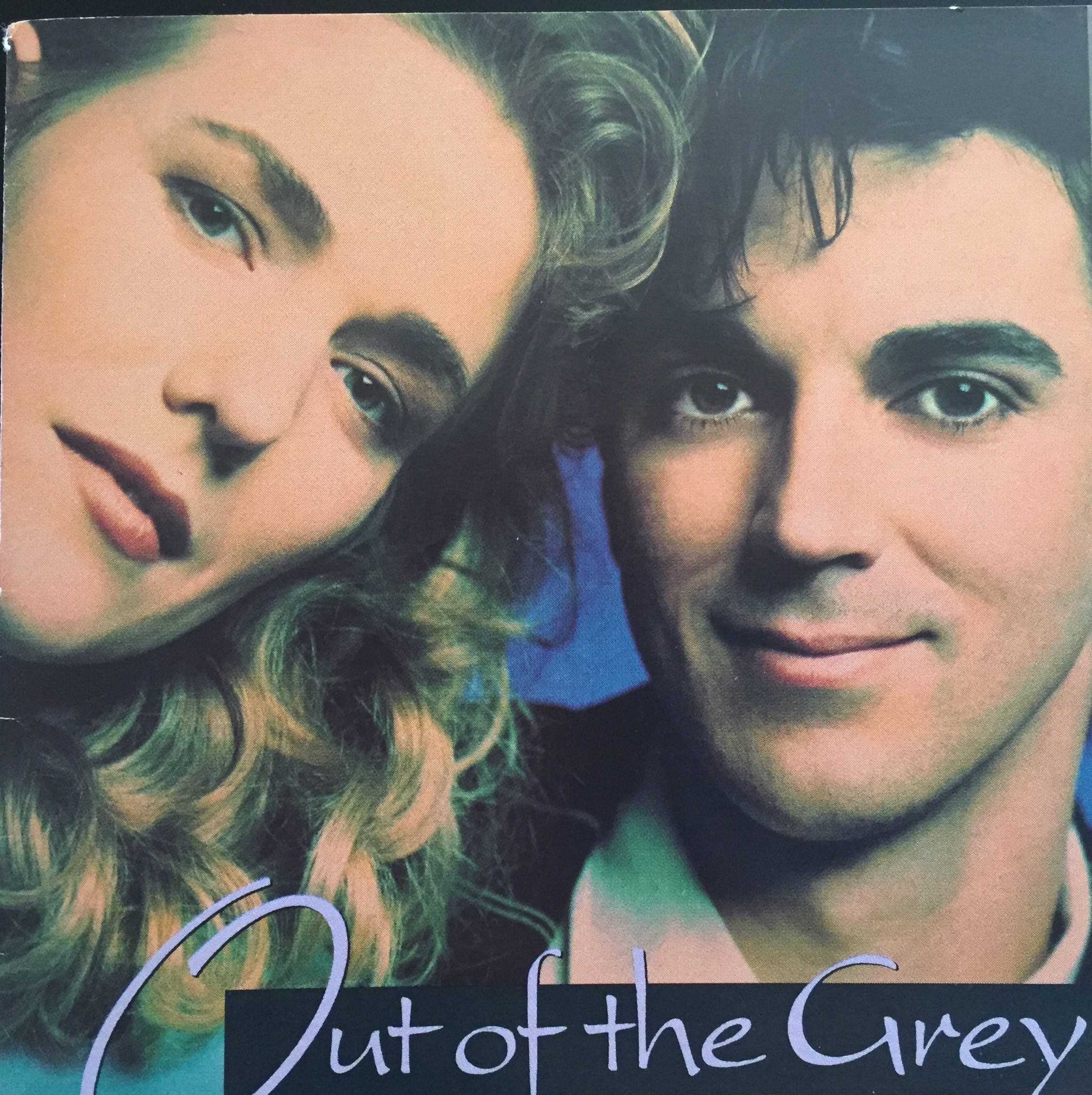 Out of the Grey CD cover