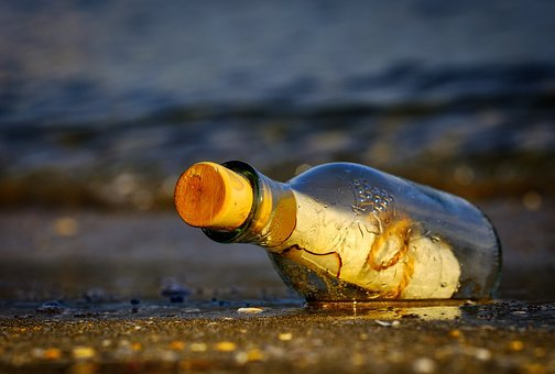 a message in a bottle from my future self